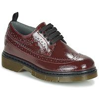 kengät Tytöt Derby-kengät Citrouille et Compagnie LOUPIOTTE Bordeaux