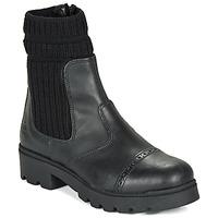 kengät Tytöt Bootsit Citrouille et Compagnie LOBINOUTE Musta