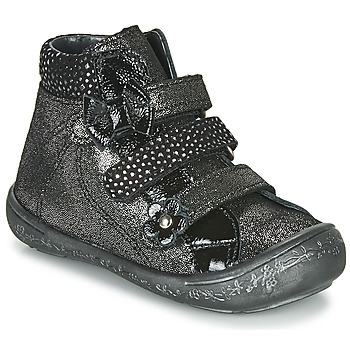 kengät Tytöt Bootsit Citrouille et Compagnie HODIL Black
