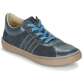 kengät Pojat Derby-kengät Citrouille et Compagnie LIMINO Laivastonsininen