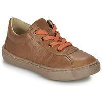 kengät Pojat Derby-kengät Citrouille et Compagnie LUKITO Camel