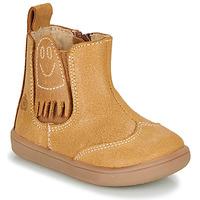 kengät Pojat Bootsit Citrouille et Compagnie LOKO Camel
