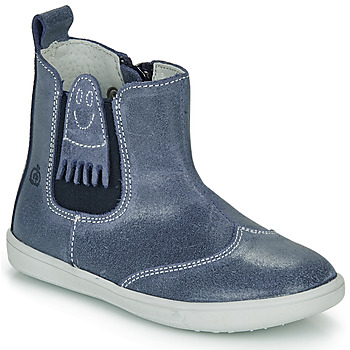 kengät Pojat Bootsit Citrouille et Compagnie LESKIMO Sininen