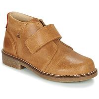 kengät Pojat Bootsit Citrouille et Compagnie LAPUPI Kamelinruskea