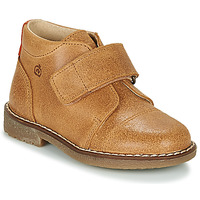 kengät Pojat Bootsit Citrouille et Compagnie LAPUPI Camel
