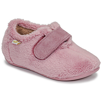 kengät Tytöt Tossut Citrouille et Compagnie LAFINOU Vaaleanpunainen