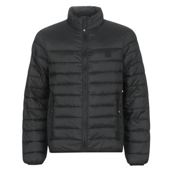 vaatteet Miehet Toppatakki Oxbow L2JUNCO Black