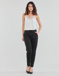 vaatteet Naiset Väljät housut / Haaremihousut Les Petites Bombes W19V1103 Black