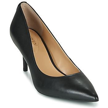 kengät Naiset Korkokengät Lauren Ralph Lauren LANETTE Black