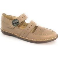 kengät Tytöt Derby-kengät & Herrainkengät Colores 23892-24 Beige