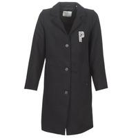 vaatteet Naiset Paksu takki Petrol Industries W-3090-JAC029-5097 Laivastonsininen