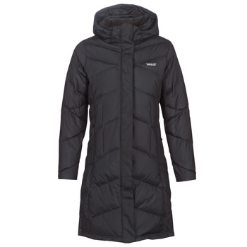 vaatteet Naiset Toppatakki Patagonia W'S DOWN WITH IT PARKA Black