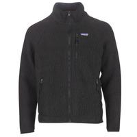 vaatteet Miehet Fleecet Patagonia M'S RETRO PILE JKT Black