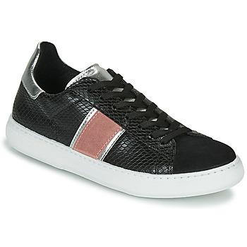 kengät Naiset Matalavartiset tennarit Yurban LAMBONE Black