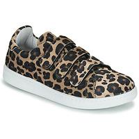 kengät Naiset Matalavartiset tennarit Yurban LABANE Leopardi