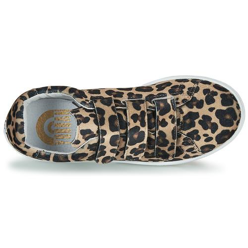 Yurban Labane Leopardi - Ilmainen Toimitus- Kengät Matalavartiset Tennarit Naiset 46