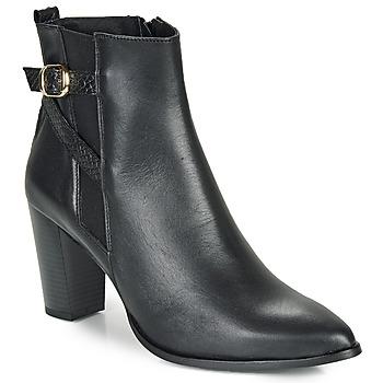 kengät Naiset Nilkkurit So Size AURELIO Black