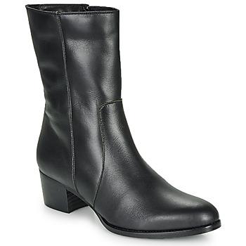 kengät Naiset Nilkkurit So Size GASPARD Black