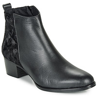 kengät Naiset Nilkkurit So Size GUILERMO Black