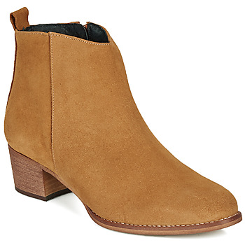 kengät Naiset Nilkkurit So Size MARTINO Camel