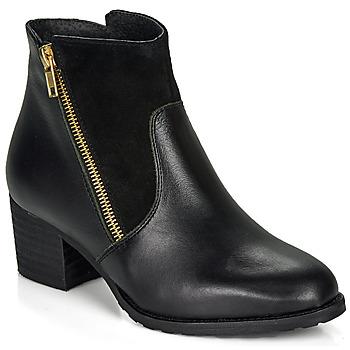 kengät Naiset Nilkkurit So Size FELICIO Black