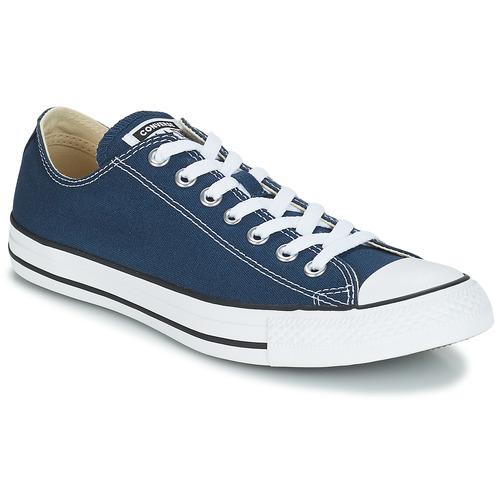 kengät Matalavartiset tennarit Converse CHUCK TAYLOR ALL STAR CORE OX Laivastonsininen