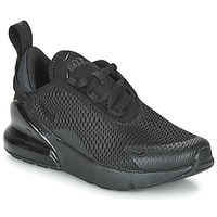 kengät Lapset Matalavartiset tennarit Nike AIR MAX 270 Black