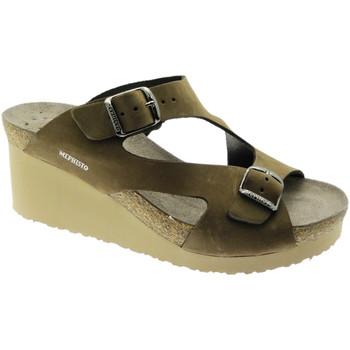 kengät Naiset Sandaalit Mephisto MEPHTERIEma marrone
