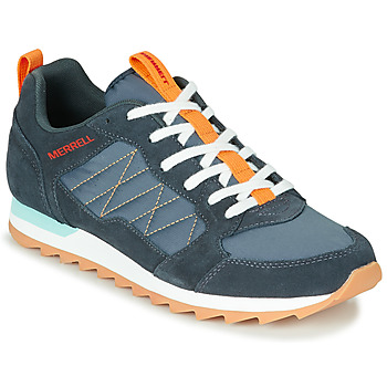 kengät Miehet Matalavartiset tennarit Merrell ALPINE SNEAKER Blue / Orange