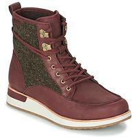 kengät Naiset Bootsit Merrell ROAM MID Bordeaux