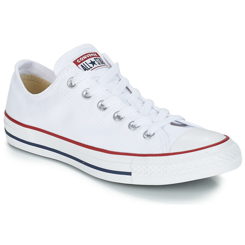 huge discount 69cc5 0eef8 kengät Matalavartiset tennarit Converse CHUCK TAYLOR ALL STAR CORE OX White