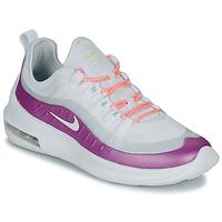 kengät Naiset Matalavartiset tennarit Nike AIR MAX AXIS W White / Violet