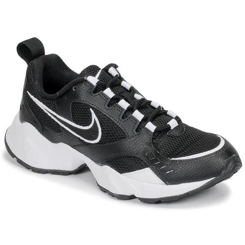 kengät Naiset Matalavartiset tennarit Nike AIR HEIGHTS W Black