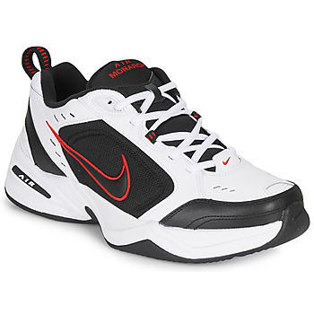 kengät Miehet Matalavartiset tennarit Nike AIR MONARCH IV White / Black