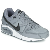 kengät Miehet Matalavartiset tennarit Nike AIR MAX COMMAND Grey