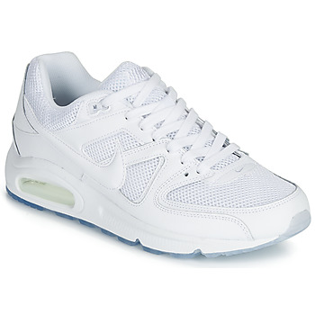 kengät Miehet Matalavartiset tennarit Nike AIR MAX COMMAND White