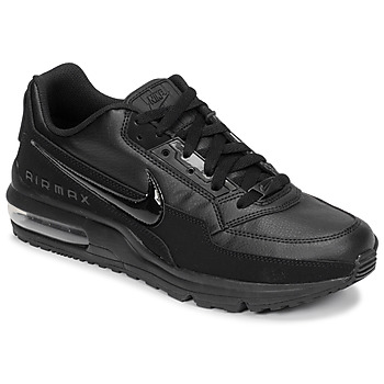 kengät Miehet Matalavartiset tennarit Nike AIR MAX LTD 3 Black