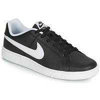 kengät Miehet Matalavartiset tennarit Nike COURT ROYALE Black / White