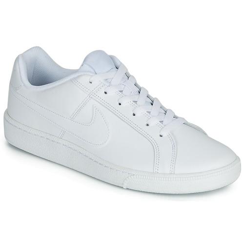 kengät Miehet Matalavartiset tennarit Nike COURT ROYALE White