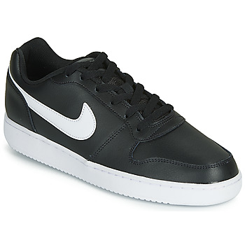 kengät Miehet Matalavartiset tennarit Nike EBERNON LOW Black / White