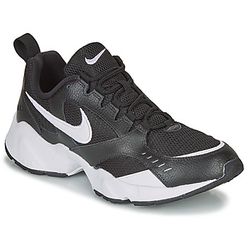 kengät Miehet Matalavartiset tennarit Nike AIR HEIGHTS Black / White