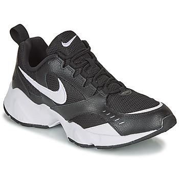 kengät Miehet Matalavartiset tennarit Nike AIR HEIGHTS Black / White