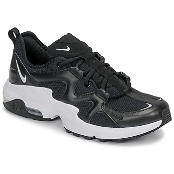 kengät Miehet Matalavartiset tennarit Nike AIR MAX GRAVITON Black / White
