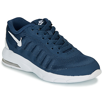 kengät Lapset Matalavartiset tennarit Nike AIR MAX INVIGOR PRE-SCHOOL Blue