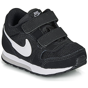 kengät Lapset Matalavartiset tennarit Nike MD RUNNER 2 TODDLER Black