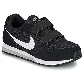 kengät Lapset Matalavartiset tennarit Nike MD RUNNER 2 PRE-SCHOOL Black / White