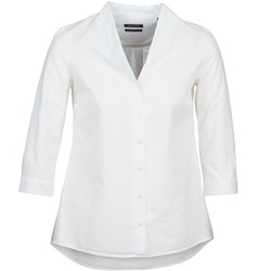 vaatteet Naiset Paitapusero / Kauluspaita Marc O'Polo ALESSIA White