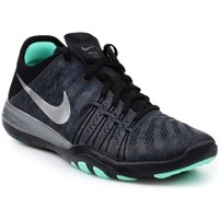 kengät Naiset Matalavartiset tennarit Nike Wmns Free TR 6 Mtlc Mustat