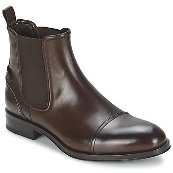 kengät Miehet Bootsit Roberto Cavalli ARKELL Brown