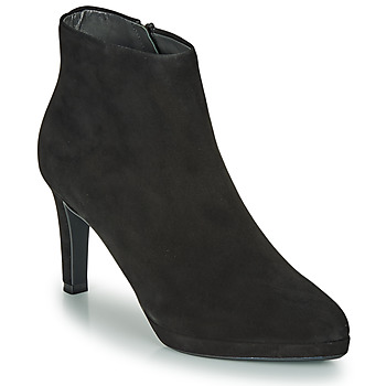 kengät Naiset Nilkkurit Peter Kaiser PRISSY Black